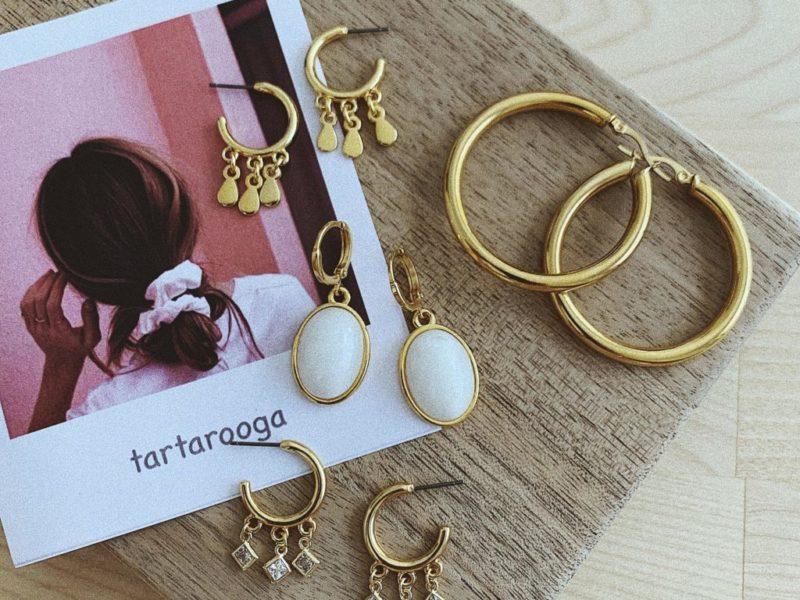tartarooga earrings