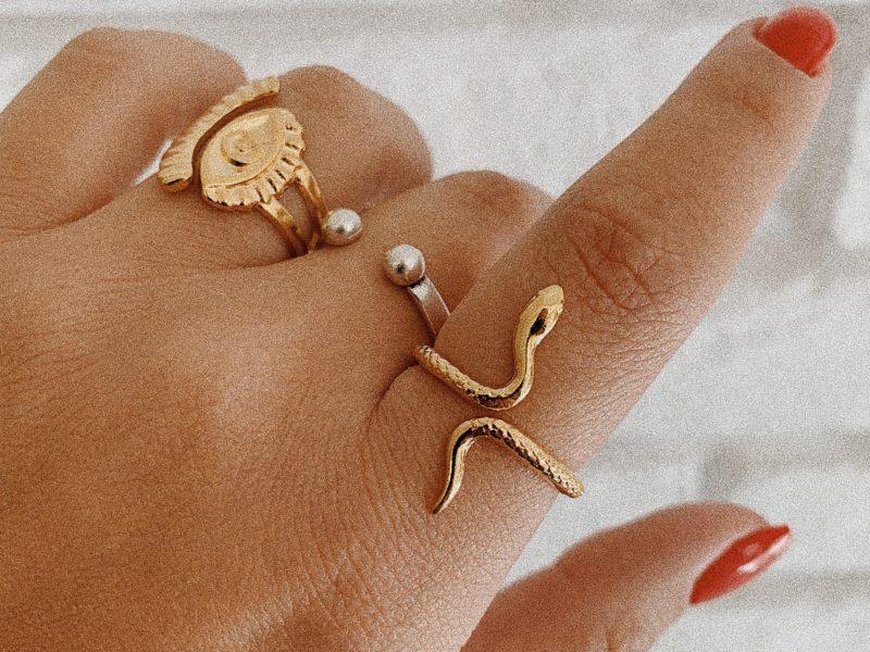 snake ring proposal